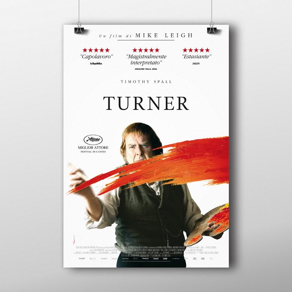 TURNER-POSTER