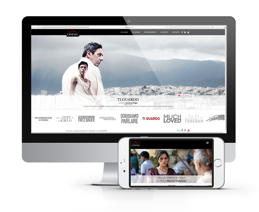 Screen-cinema