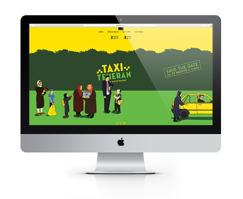 Screen-taxi